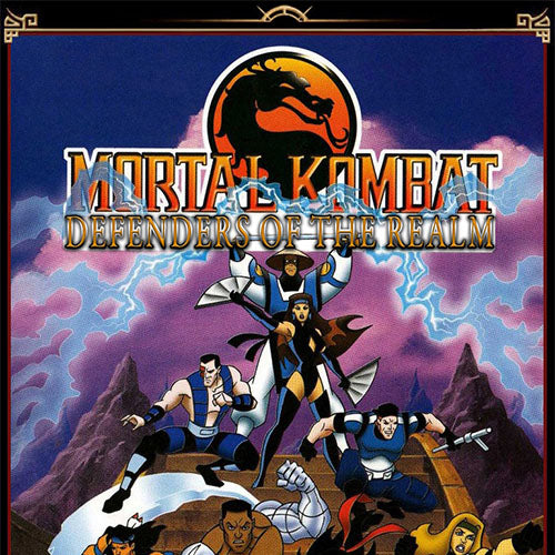 Mortal Kombat: Defenders of the Realm - Animation Legends