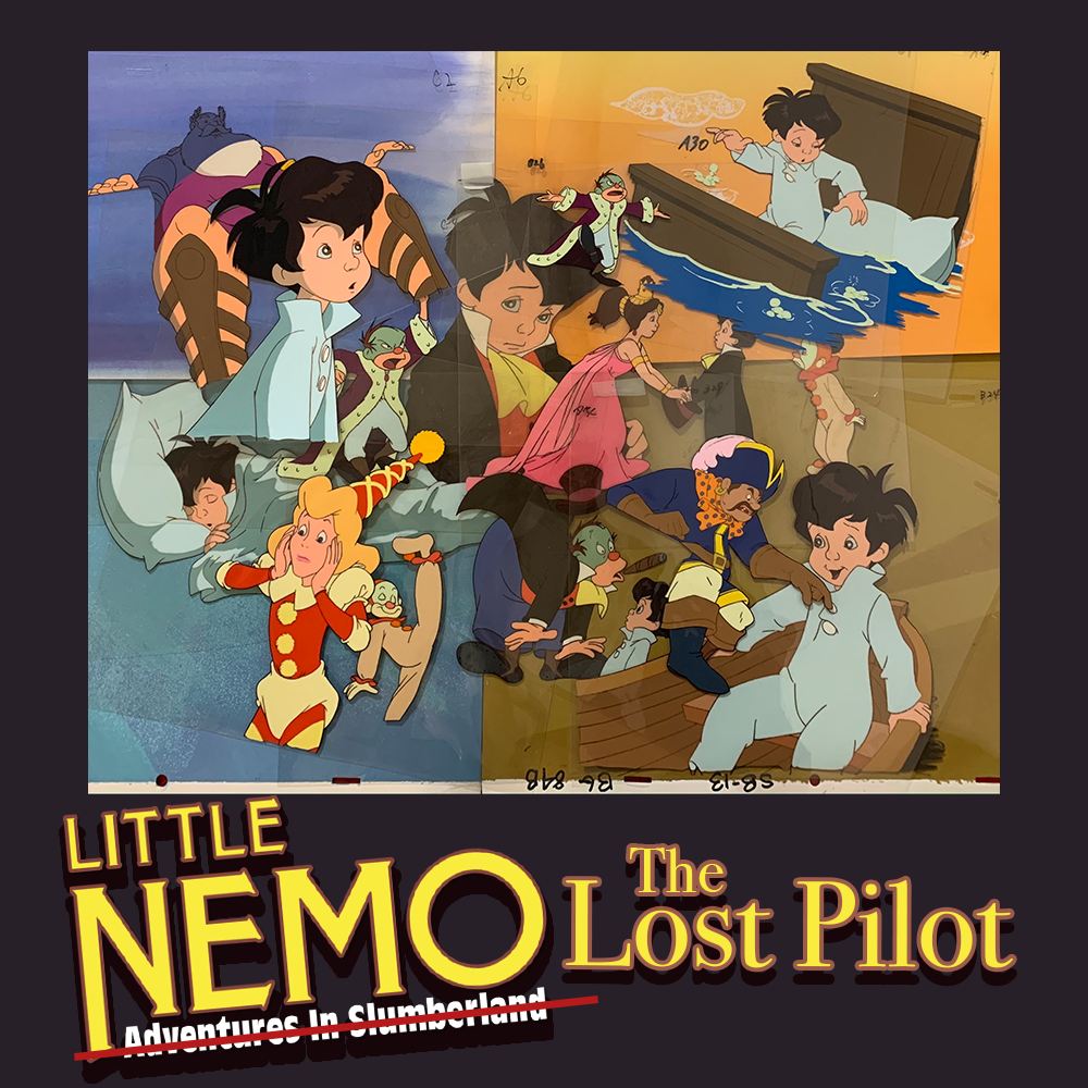 Little Nemo (The Lost Pilot) - Animation Legends