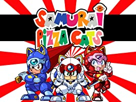 Samurai Pizza Cats - Animation Legends