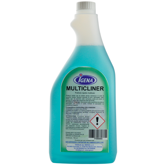 MULTICLINER 750 ml