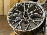 "19"" Aluwerks XT1 wheels Cirrus fits Audi BMW Mercedes VW Ford Vauxhall"