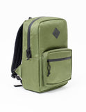 THE BALLISTIC BACKPACK - OD GREEN - FRANCO'S COMBO