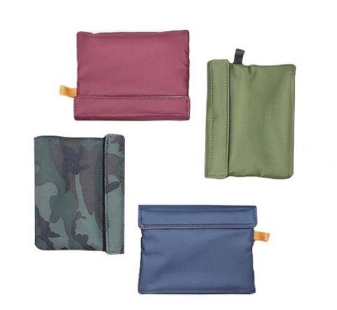 THE POCKET (WALLET M)  - 6 COLOURS / COMBOS