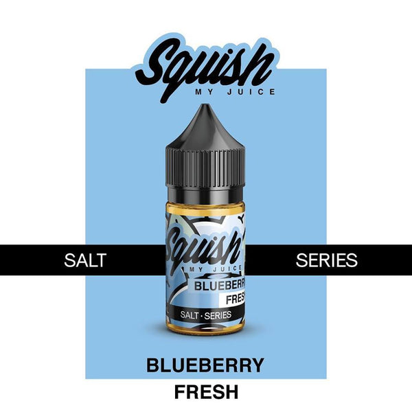 Blueberry Fresh (SALT NIC)