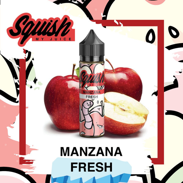 Manzana Fresh (Low Mint)