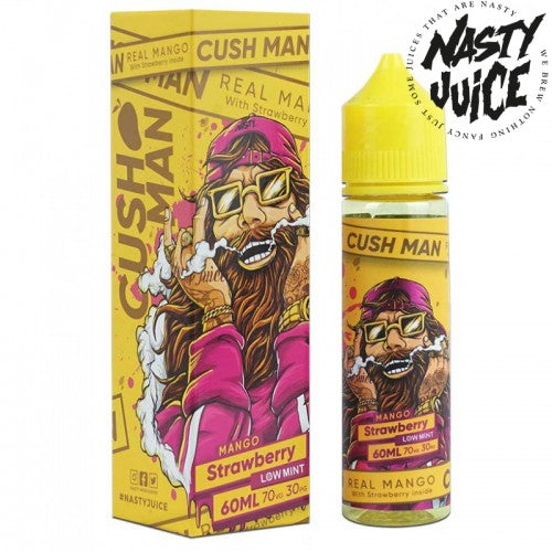 NASTY JUICE - CUSH MAN MANGO STRAWBERRY