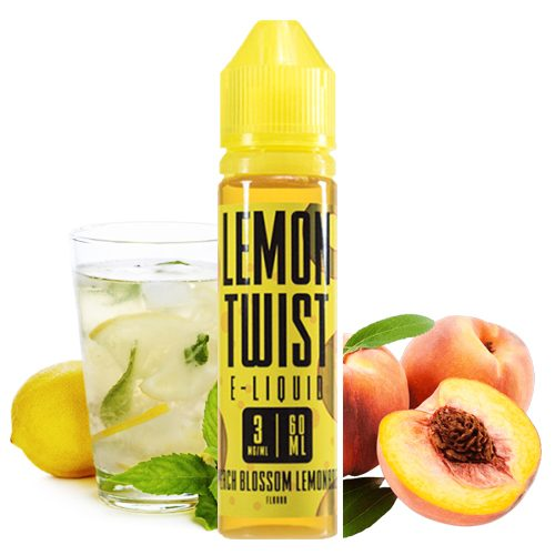 Lemon Twist - Peach Blossom Lemonade