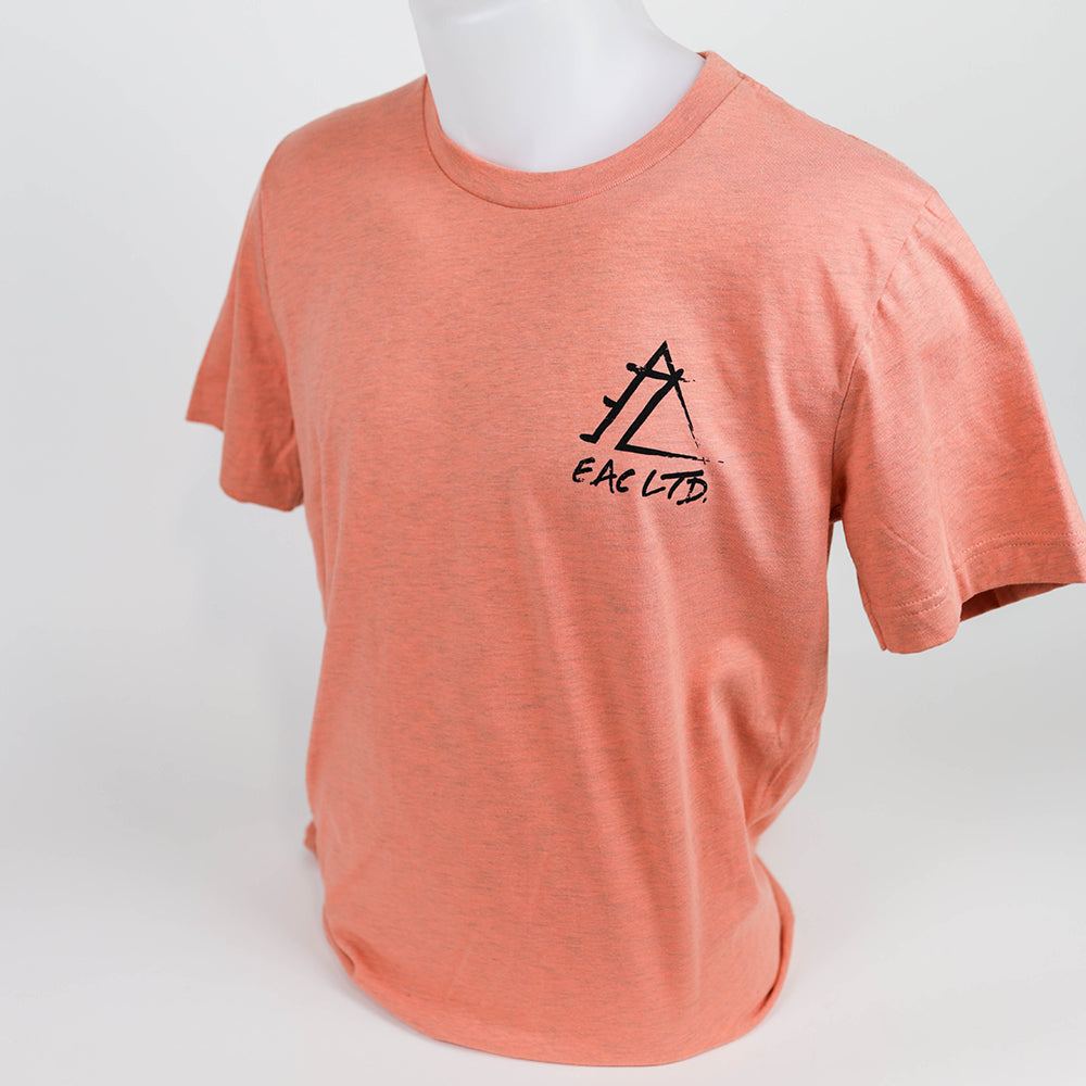The Prizm Tee | EAC LTD. - Heather Sunset