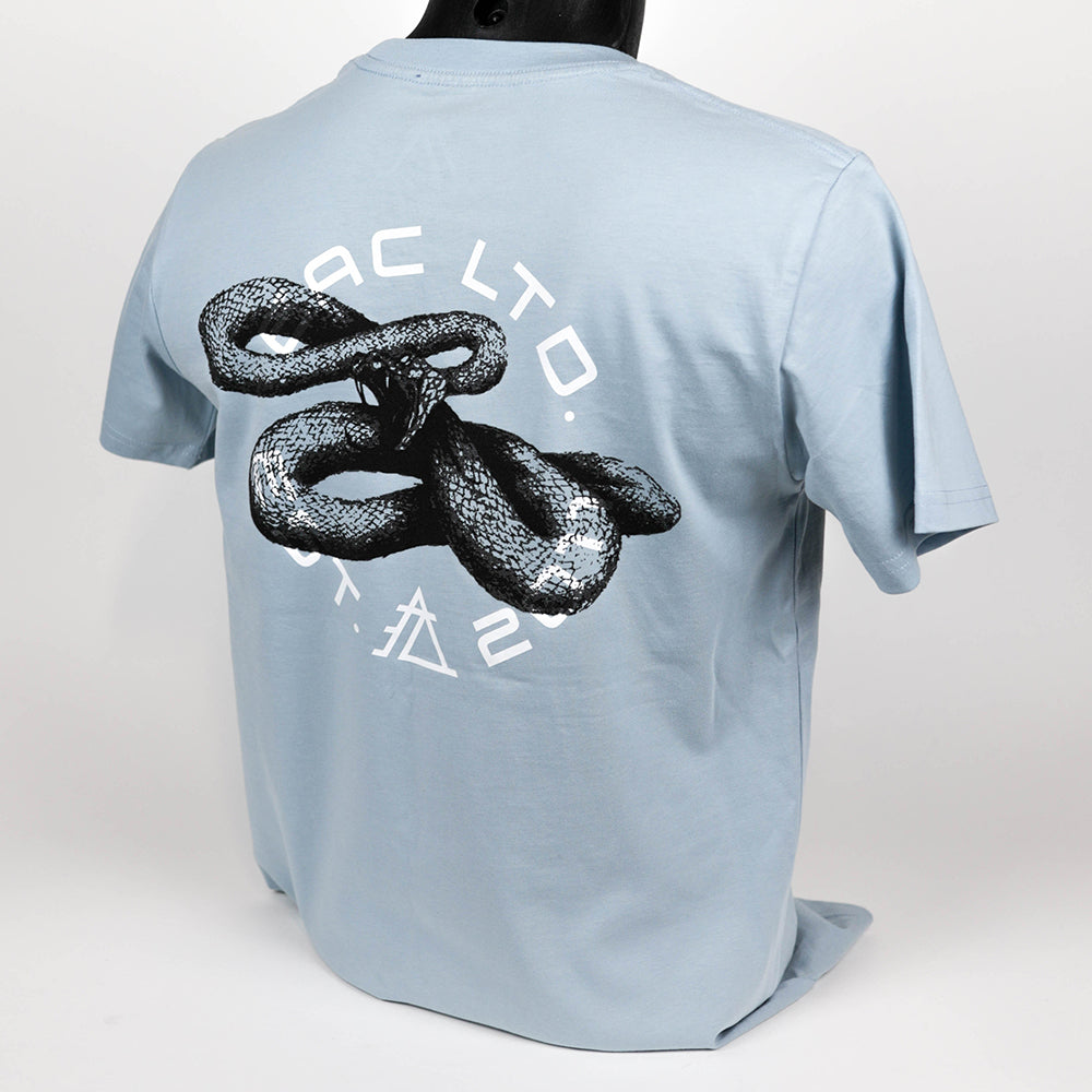 The Venom Tee | EAC LTD. - Pale Blue