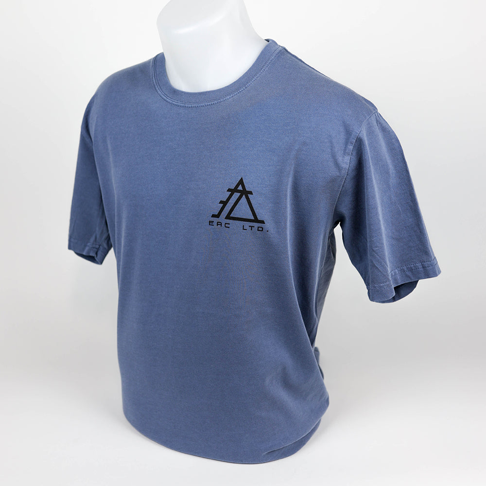 The Venom Tee | EAC LTD. - Faded Blue