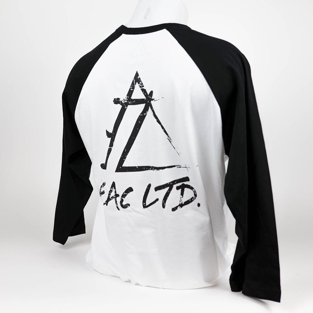 The Paintbrush Raglan Tee | EAC LTD.