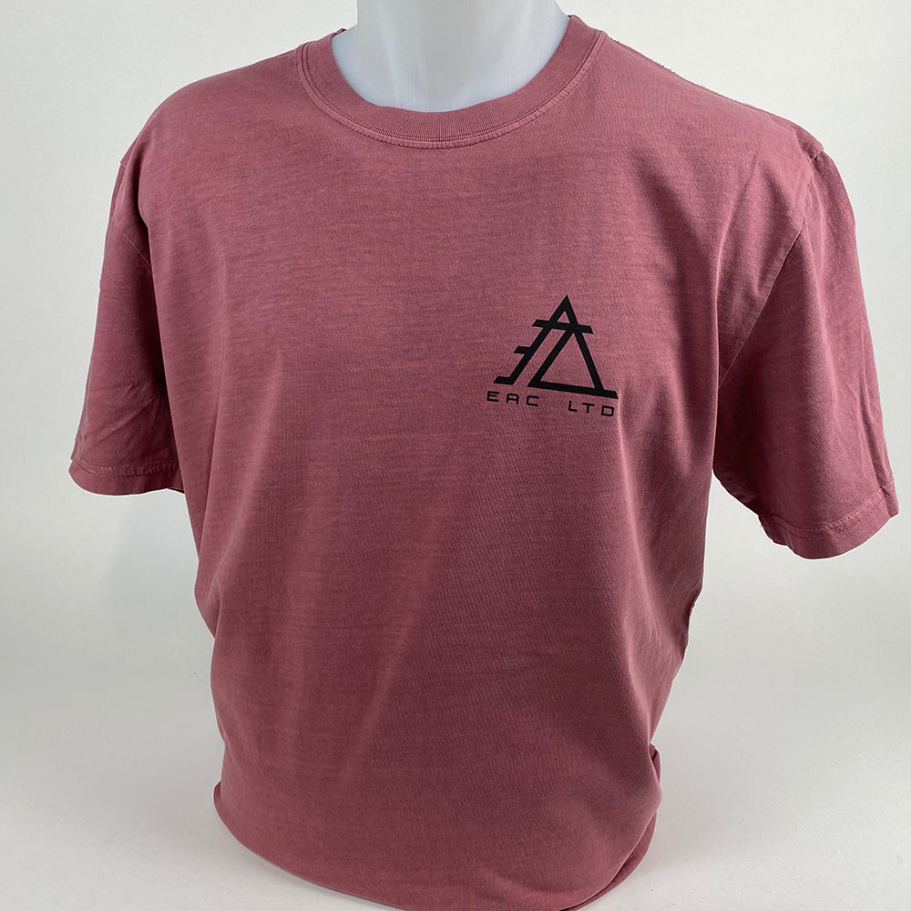 The Venom Tee | EAC LTD. - Faded Wine