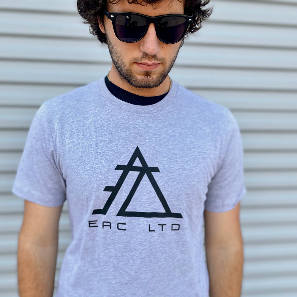 The Basics Tee | EAC LTD. - Athletic Heather