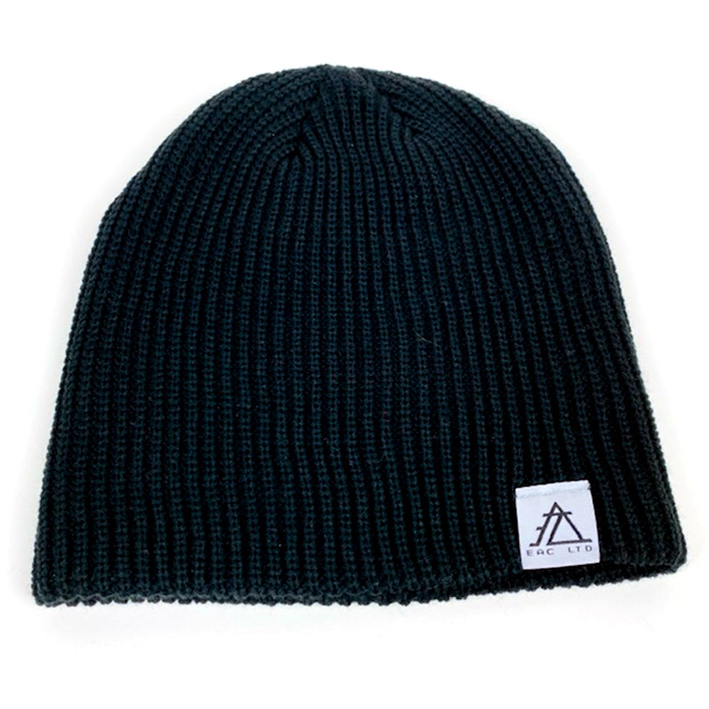 The Cable Beanie | EAC LTD. - Black