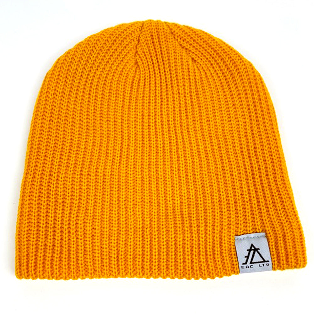 The Cable Beanie | EAC LTD. - Gold