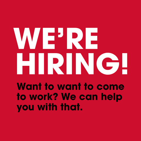Come work for Trek