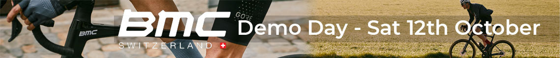 BMC demo day - 12th Oct