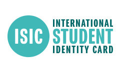 ISIC student card