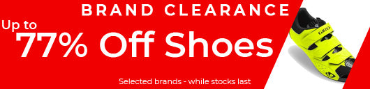 Clearance Shoes - up to 77% off