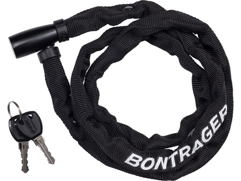 Bontrager Comp Keyed Long Chain Lock