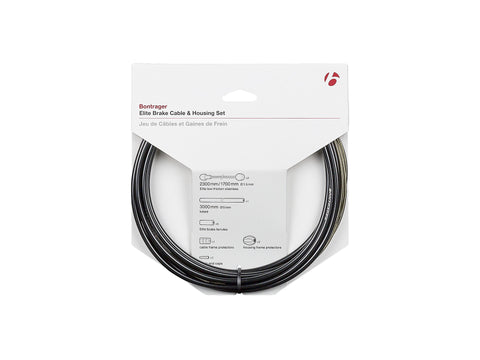 Bontrager Elite Brake Cable & Housing Set