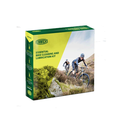 Fenwick's Essential Bike Cleaning & Lubrication Kit