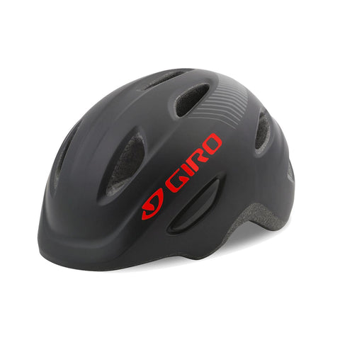 Giro Scamp Youth/junior Helmet 2018 Matt Black Xs 45-49cm