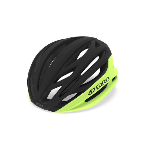 Giro Syntax Road Helmet 2019 Highlight Yellow/black S 51-55cm
