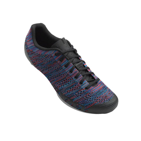 Giro Empire E70 Knit Road Cycling Shoes 2018 Multi Color Heather 48
