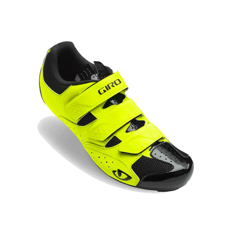 Giro Techne Road Cycling Shoes 2018 Highlight Yellow 48
