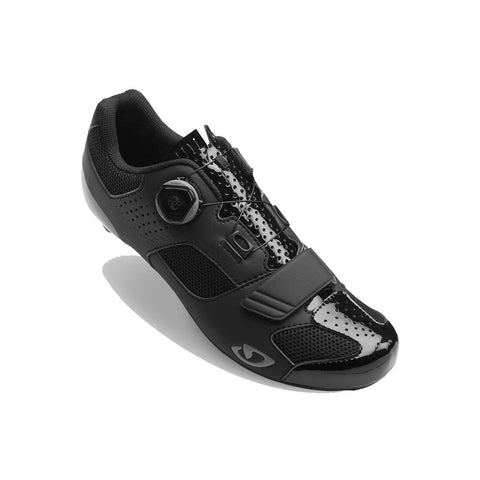 Giro Trans Boa HV+ Road Cycling Shoes 2018 Black 48