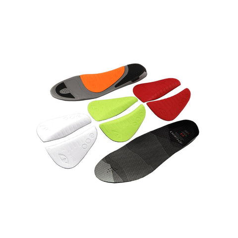 Giro X-static Supernatural Footbed Fit Kit  47-48.5