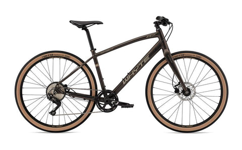 Whyte Portobello Plus V1, Matt Bronze with Silver/Copper
