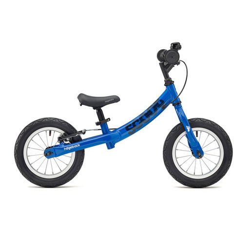 Ridgeback Scoot beginner bike blue