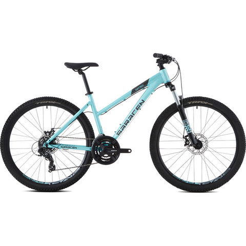 Saracen 2019 Tufftrax Large 19inch in Blue
