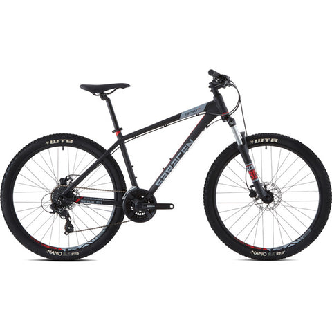 Saracen 2019 Tufftrax Comp Disc 19inch in Black