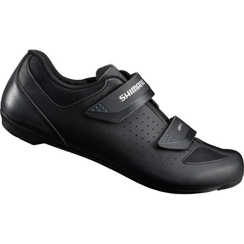Shimano Rp100 Spd-sl Shoes - 48 in Black