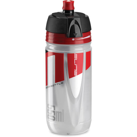 Elite Jossa Water Bottle - 750 Ml in Clear & Red