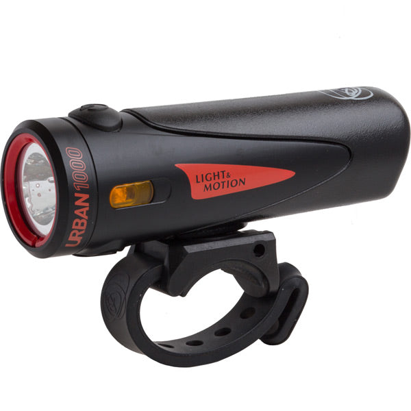 Urban 1000 - Black / Black Light System, Black