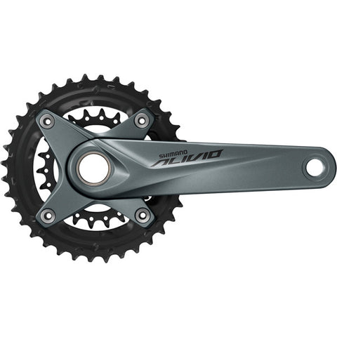 Shimano FC-M4050 Alivio 2-piece chainset, for chain line 51.8 mm, 36/22T
