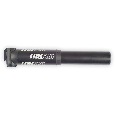 Truflo Minimtn High Volume Pump With Flexi Head, Presta & Schrader