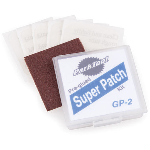 Park Tool GP-2 - Super Patch Kit - Carded