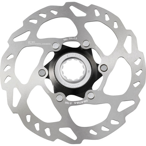Shimano SLX SM-RT68 Ice Tech Centre-Lock disc rotor