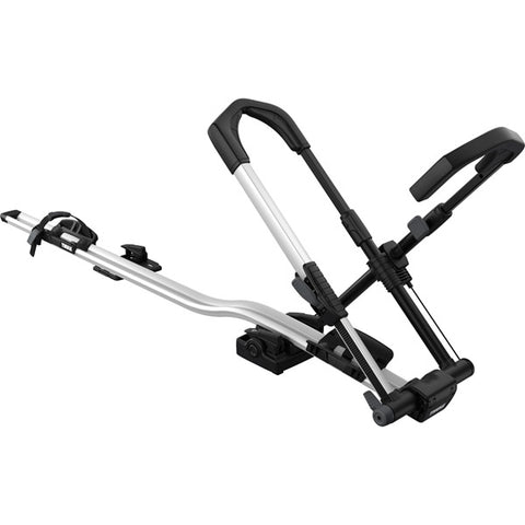 Thule 599 Upride Locking Upright Cycle Carrier Alu -  in Silver