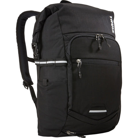 Thule Pack'n Pedal Commuter Backpack 24 Litre Black -  in Black