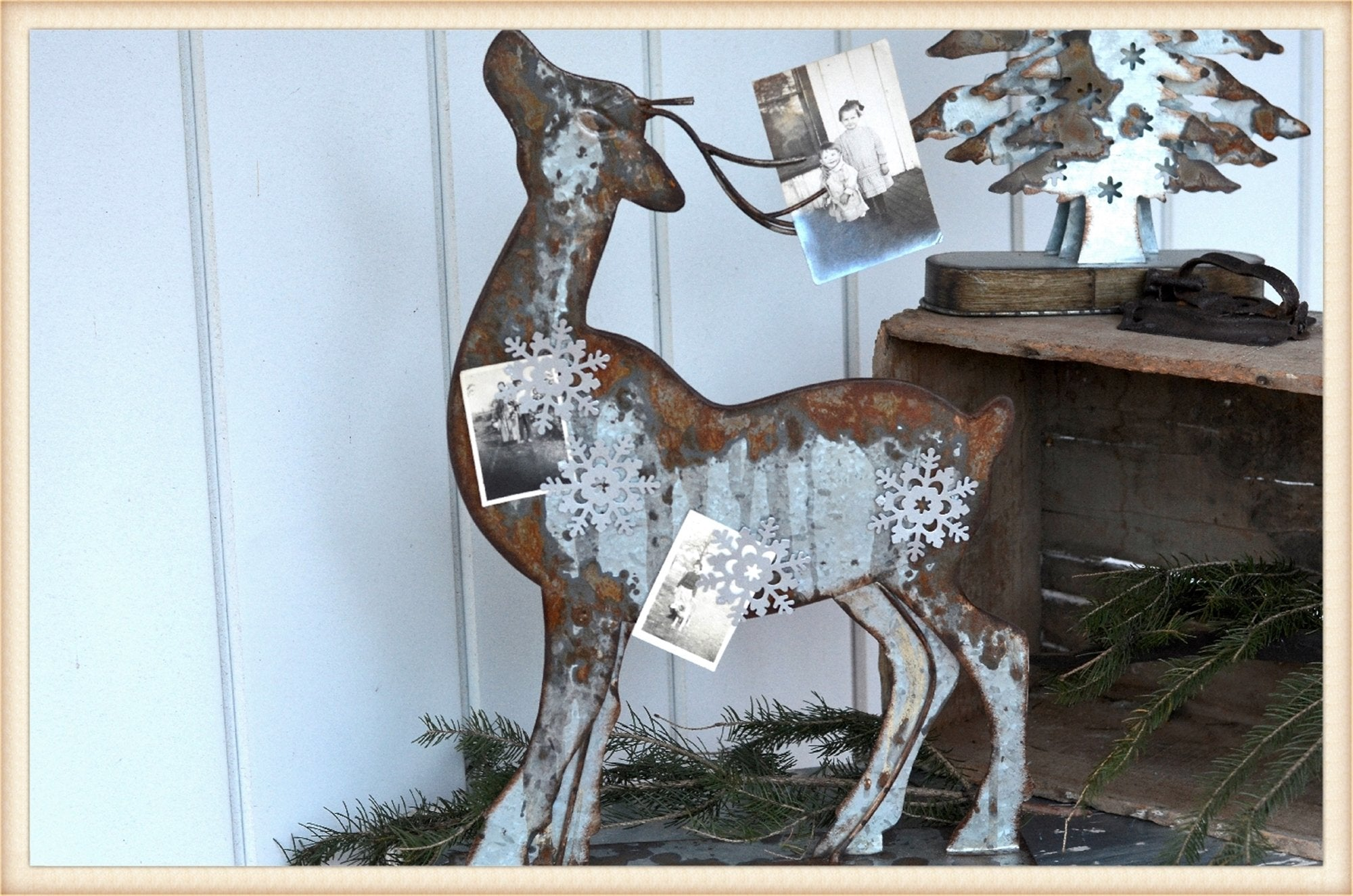 Tabletop Reindeer - Seasonal-Holiday
