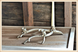 Low Branch Candle Stand