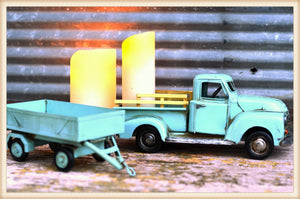 Turq Truck and Trailer - Seasonal-Holiday