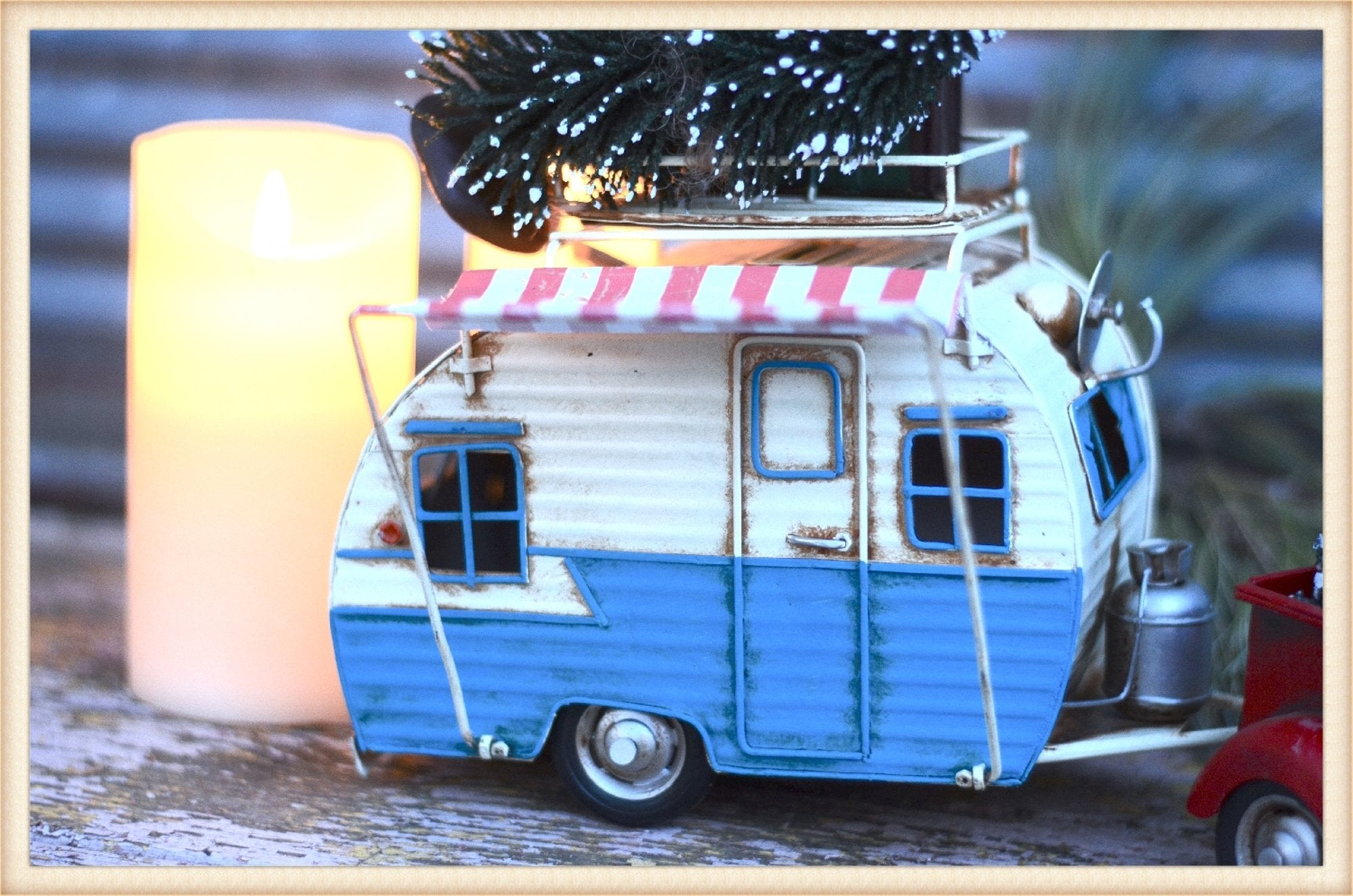 Christmas Camper - Seasonal-Holiday