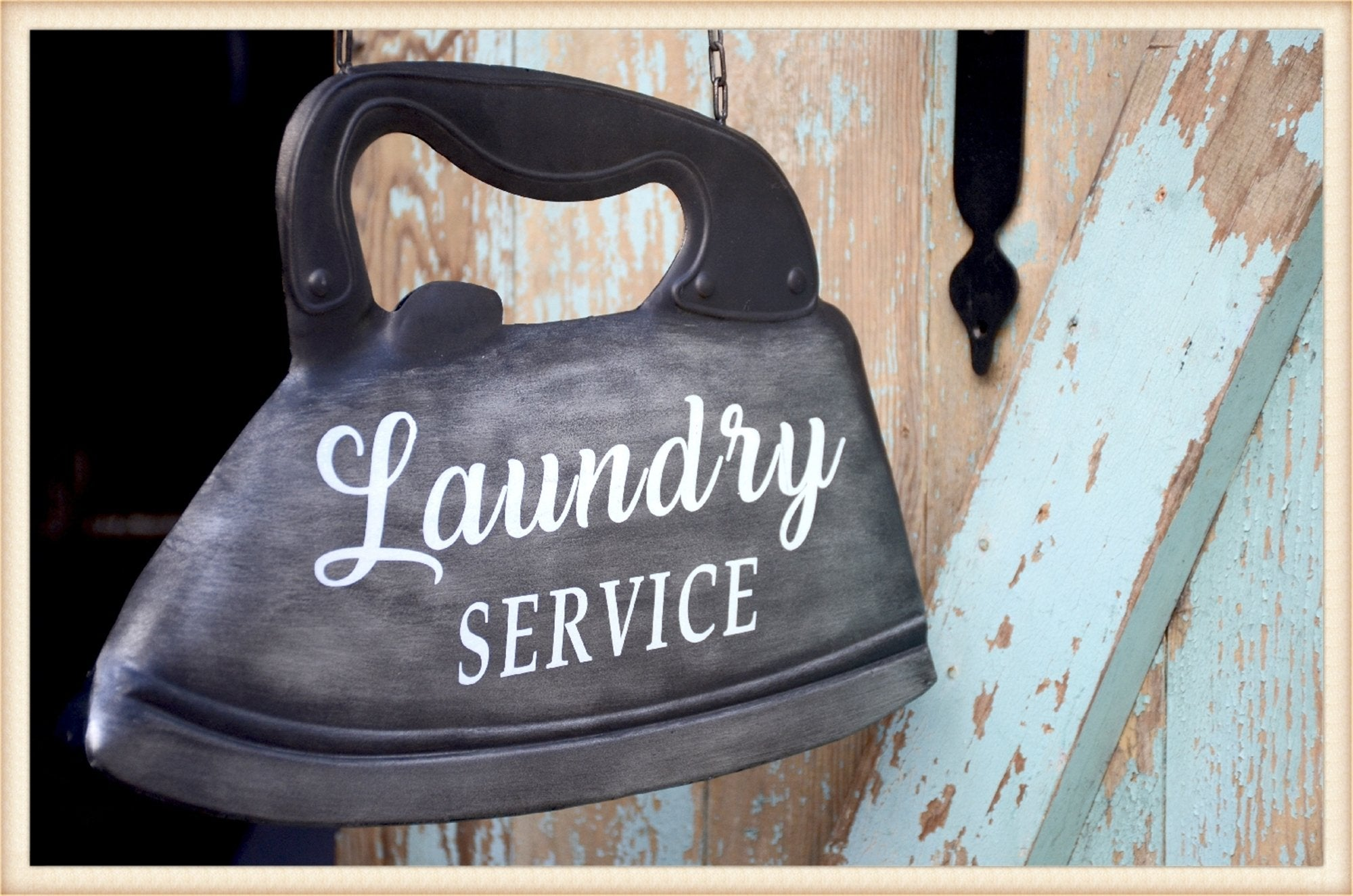 Laundry Trade Sign